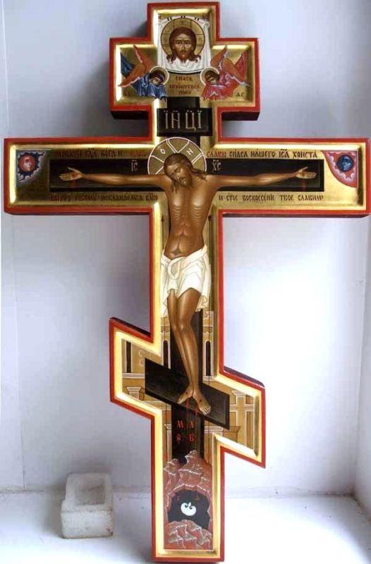 ПОЗДРАВЛЯЮ ВСЕХ С ЮБИЛЕЕМ! - Страница 4 Crucifixion_6